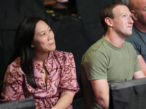 Mark Zuckerberg Wife Priscilla
