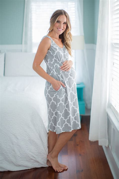 Maternity Nightgowns