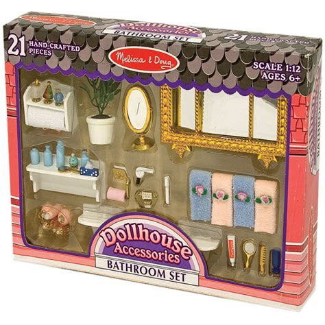 Melissa and Doug Dollhouse Accessories