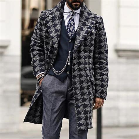 Men's Designer Outerwear