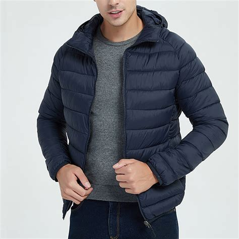 Men's Outerwear Jackets for Winter