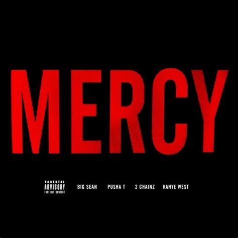 Mercy Kanye West Album Cover