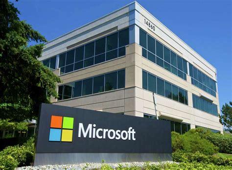 Microsoft Building in Washington
