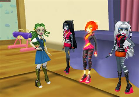 Monster High Ghoul Spirit Help