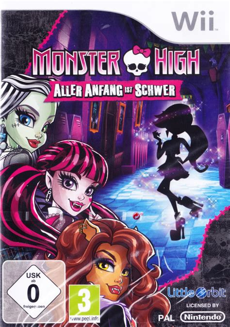 Monster High Wii Game Review