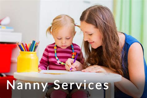 Nanny Services in Maryland