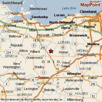 New London Ohio