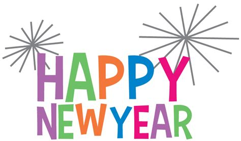 New Year S Day Clip Art