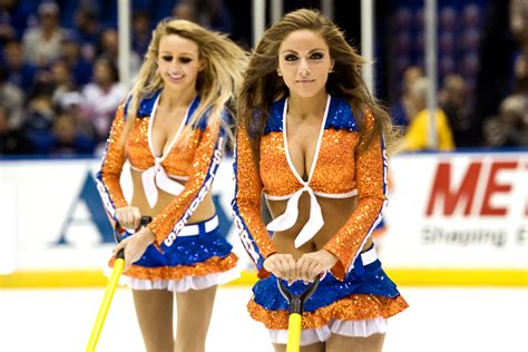 New York Rangers Ice Girls