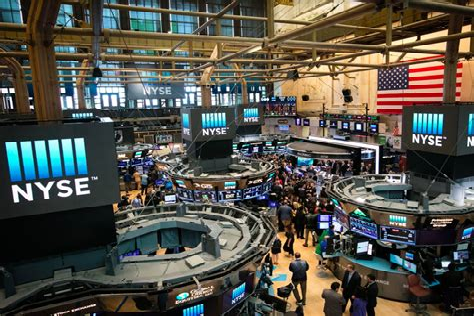 New York Stock Exchange Listings