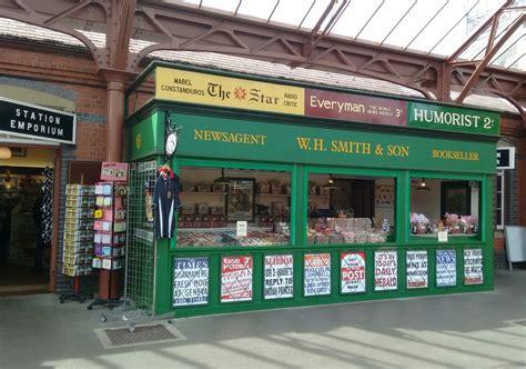 Newsagents Shop