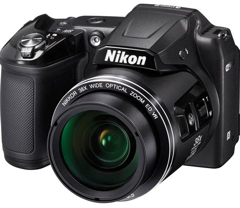 Nikon Point and Shoot Cameras