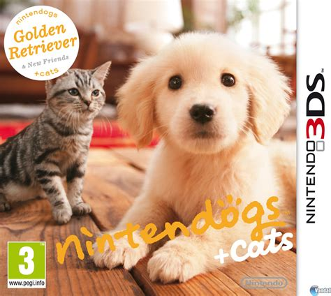Nintendogs Cats 3DS Games
