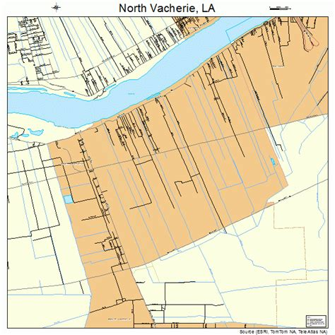 North Vacherie Louisiana