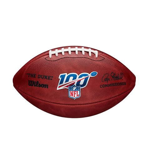 Official Game Used Football's