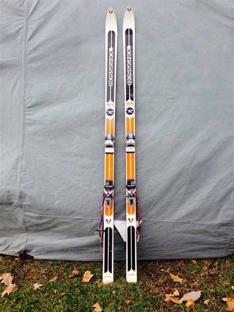 Old Rossignol Skis