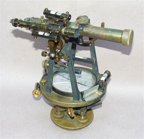 Old Surveying Instruments
