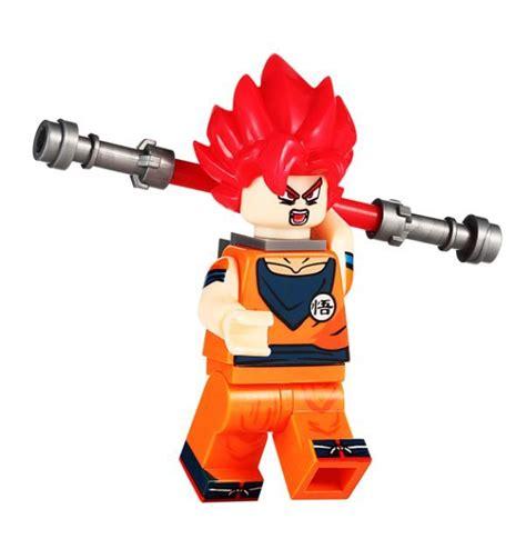 PS3 LEGO Goku