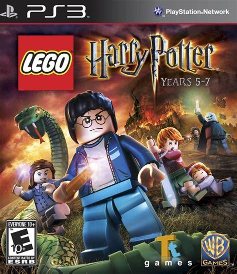 PS3 LEGO Harry