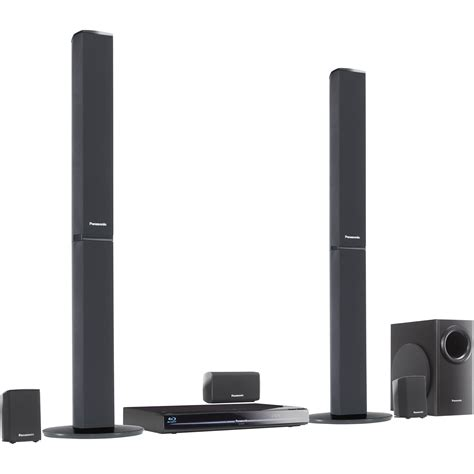 Panasonic Blu-ray Home Theater System