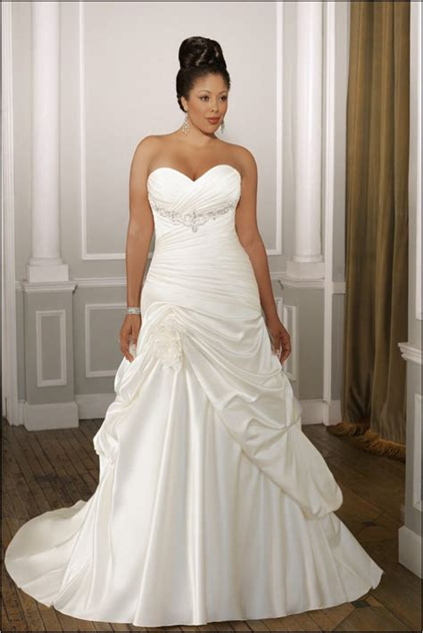Plus Size Budget Bridesmaid Dresses