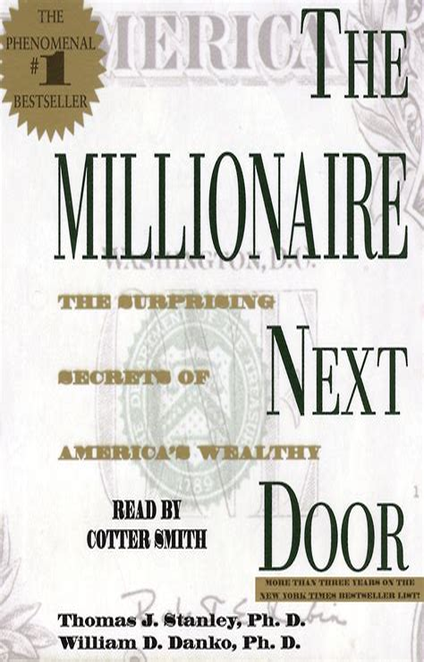 Principles of the Millionaire Next Door