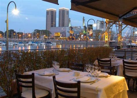 Puerto Madero Buenos Aires Restaurants