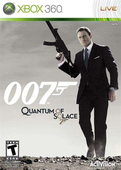 Quantum of Solace Xbox 360