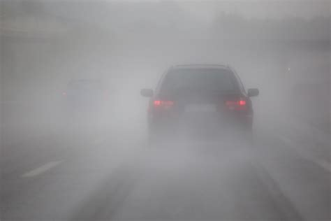 Reduced Visibility Driving