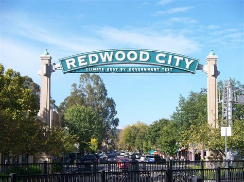 Redwood City Cal