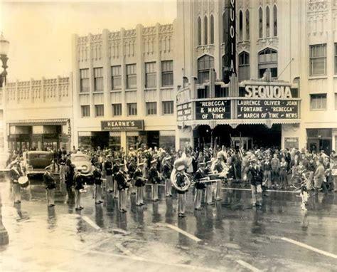 Redwood City History