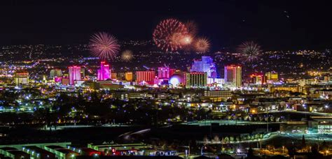 Reno New Year's Eve Fireworks