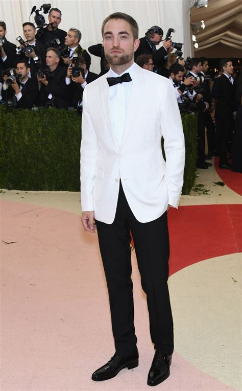 Robert Pattinson Met Gala