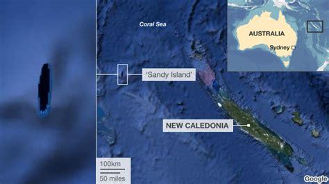 Sandy Island Pacific