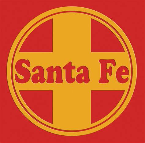 Santa Fe Railroad Logo