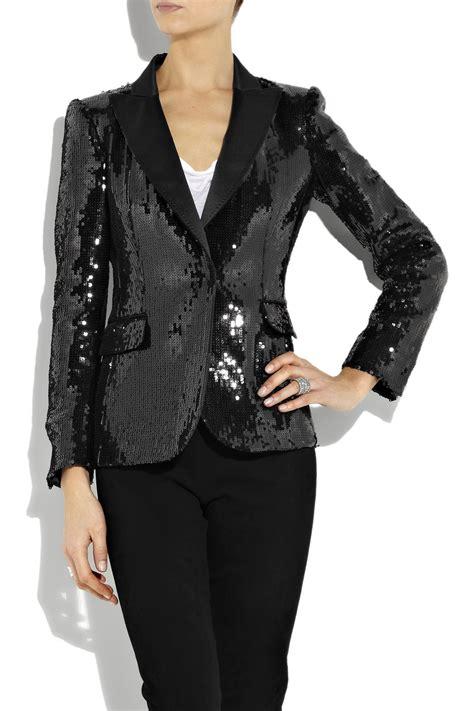 Sequin Tuxedo for Women