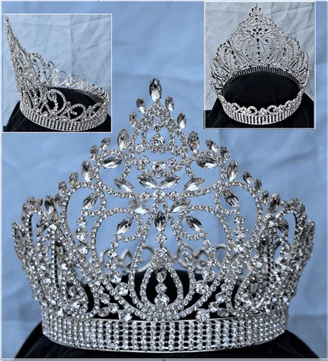 Silver Pageant Crowns