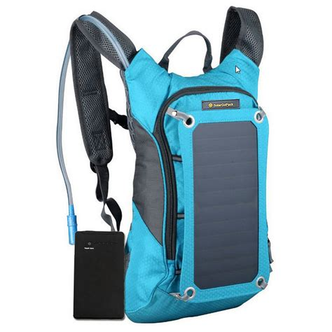 Solar Hydration Packs