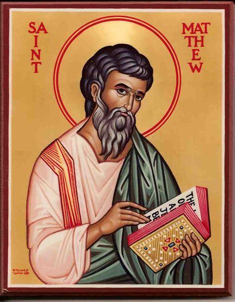 St Matthew Gospel
