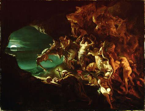 Temptation of Saint Hilarion