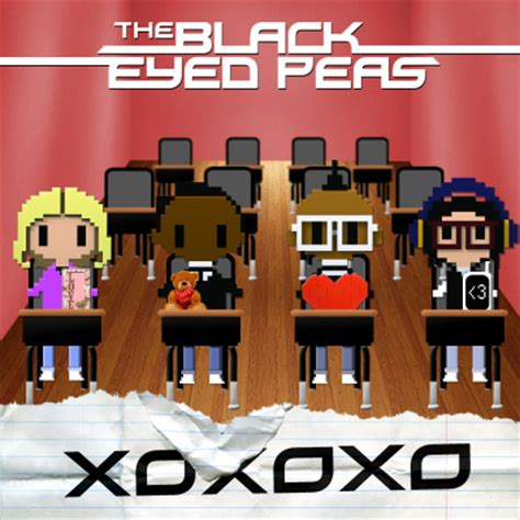 The Black Eyed Peas Xoxoxo