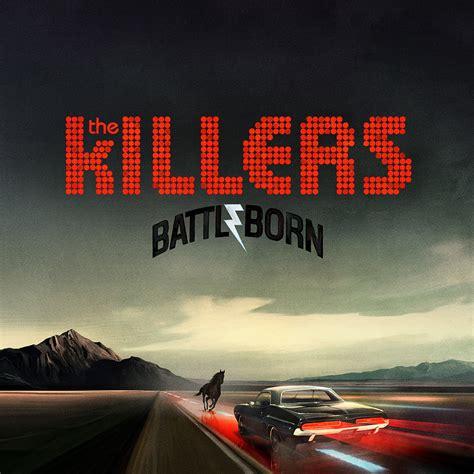 The Killers Battle Born Poster
