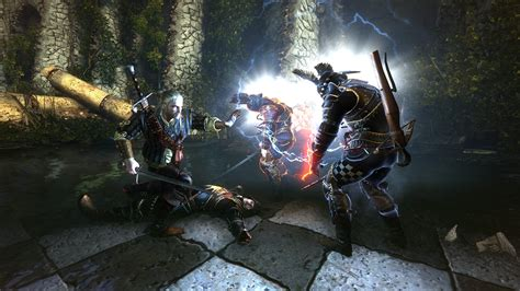 The Witcher 2 Assassin's of Kings Gameplay