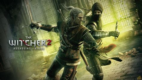 The Witcher 2 HD