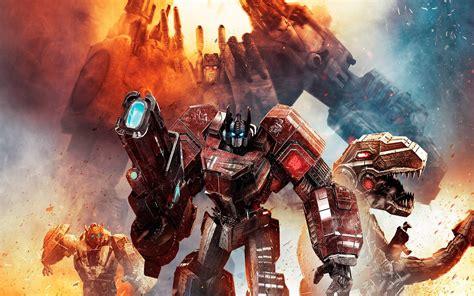 Transformers Fall of Cybertron G4tv