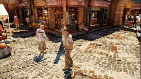 Uncharted 3 PS3 Gameplay