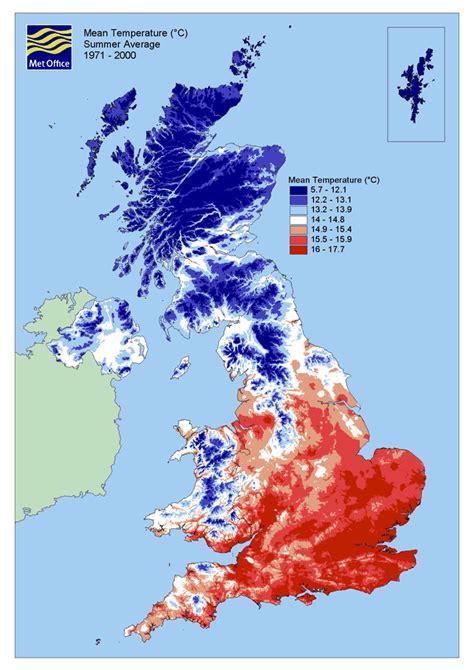 United Kingdom Climate