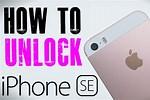 Unlock iPhone SE Unlock
