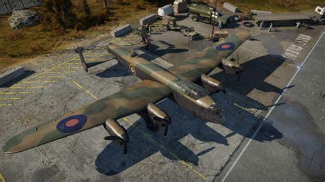 War Thunder Lancaster