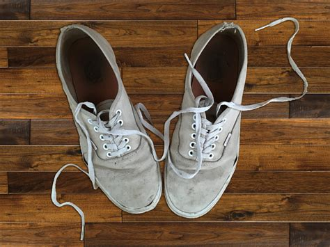 Well-Worn Shoes